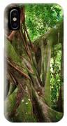Kipahulu Banyan Tree IPhone Case