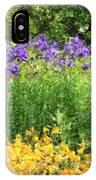 3-layered Garden IPhone Case