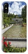 Linderhof And Royal Garden IPhone Case