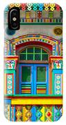 Little India - Singapore IPhone Case