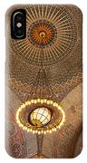 Los Angeles Central Library. IPhone Case
