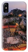 Lycabettus Hill IPhone Case