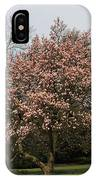 Magnolia Tree IPhone Case