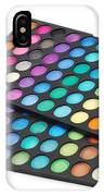 Makeup Color Palette IPhone Case