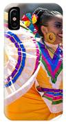 Mexican Folk Dancers IPhone Case