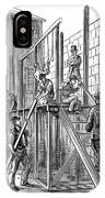Molly Maguires Executions IPhone Case