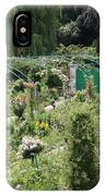 Monets Garden - Giverney - France IPhone Case