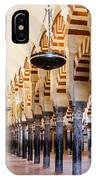 Mosque Cathedral Of Cordoba  IPhone Case