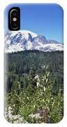 Mount Ranier IPhone Case