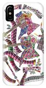 Musical Minds IPhone Case