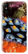 Nudibranch IPhone Case