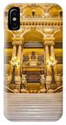 Palais Garnier IPhone Case