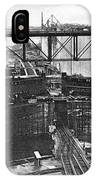 Panama Canal, 1910s IPhone Case