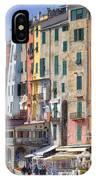 Porto Venere IPhone Case