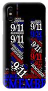 Remember 9-11 IPhone Case