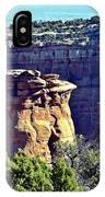 Rim Rock Colorado IPhone Case