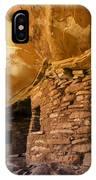 Ancient Spaces Utah IPhone Case