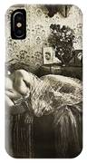Sleeping Woman, C1900 IPhone Case