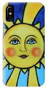 Soleil IPhone Case