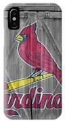 St Louis Cardinals IPhone Case