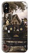 Steam Carriage IPhone Case