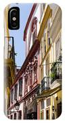 Streets Of Seville - Magic Colours IPhone Case