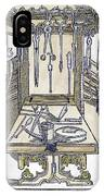Surgical Instruments IPhone Case