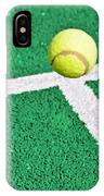 Tennis Ball IPhone Case