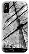 The Cutty Sark Greenwich IPhone Case