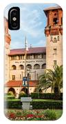 The Lightner Museum Formerly The Hotel Alcazar St. Augustine Florida IPhone Case