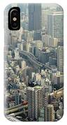 Tokyo, Japan IPhone Case