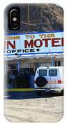 Tonopah Nevada - Clown Motel IPhone Case