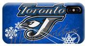 Toronto Blue Jays IPhone X Case