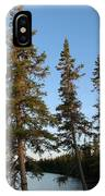 3 Trees IPhone Case