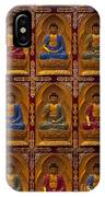 Vietnamese Temple IPhone Case
