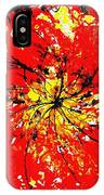 Wall Of Heavenly Flowers IPhone Case
