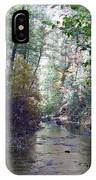 West Fork Oak Creek IPhone Case