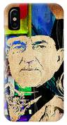 Willie Nelson Collection IPhone Case