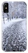 Winter Park IPhone Case