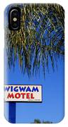 Route 66 - Wigwam Motel IPhone Case