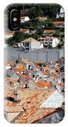 Views Of Dubrovnik Croatia IPhone Case