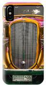 33 Chevy IPhone Case