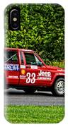 33 Jeep Motorsports IPhone Case