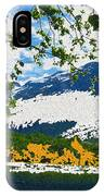 Norway  Landscape IPhone Case