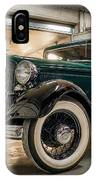 '33 Plymouth IPhone Case