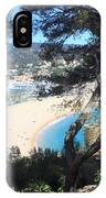 Tossa De Mar Costa Brava IPhone Case