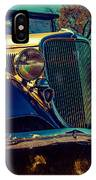34 Ford Conv IPhone Case