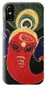 34 Ganadhakshya Ganesha IPhone Case