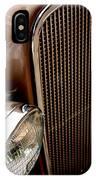 35 Chevy IPhone Case
