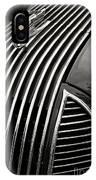 '36 Pontiac  IPhone Case